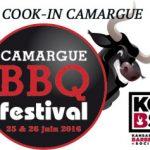 Cook in Camargue Logo