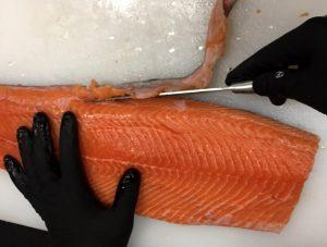 Salmone Affumicato Taglio1