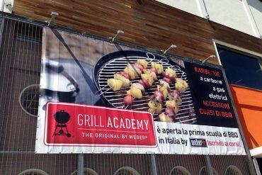 Esterno Grill Academy