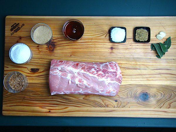 Ingredienti Bacon