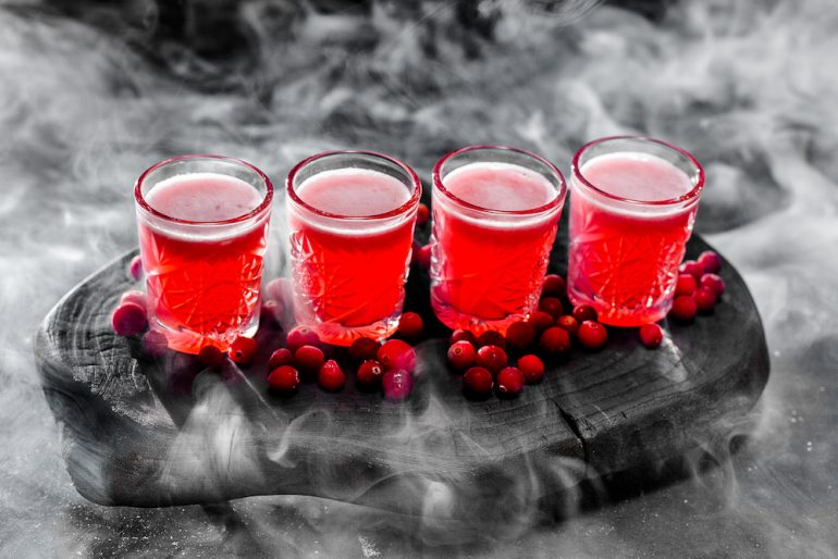 Smoky Cocktails