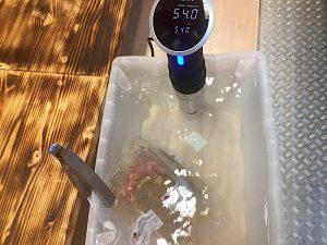 Sous Vide 54°C