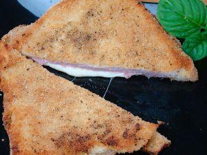 Mozzarella Fritti