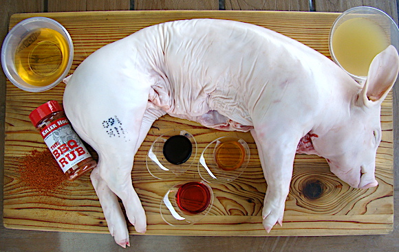 Whole Hog Ingredienti
