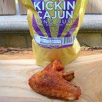 Kickin Cajun Wings