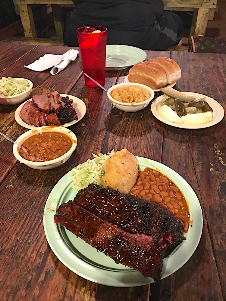 Atlanta salt lick steaks