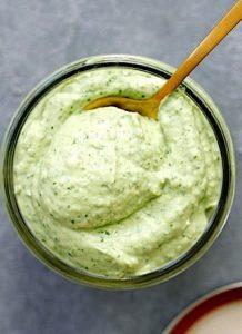 Salsa Avocado