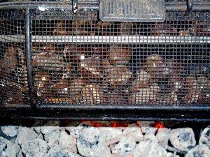 Cottura Castagne