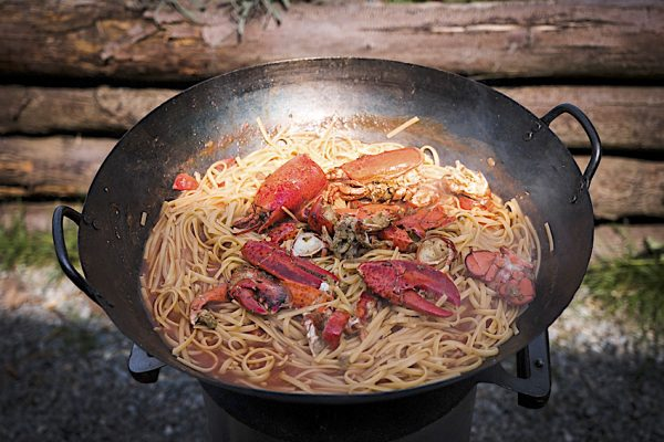 Campfire Lodge Linguine