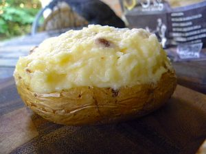 Ripieno Twice Baked potatoes