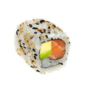 Uramaki Sake Sushi